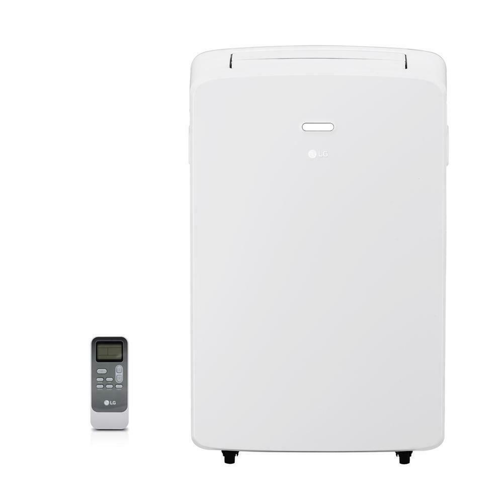 LG 10,200 BTU ASHRAE 115-Volt Portable Air Conditioner w/ Remote, LP1017WSR