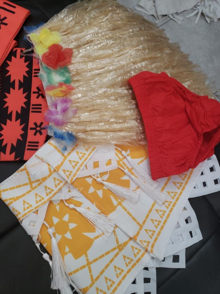 Toddler Moana Costume