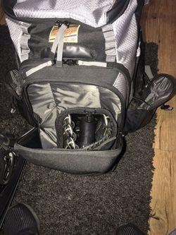 Rawling gold glove baseball backpack Thumbnail