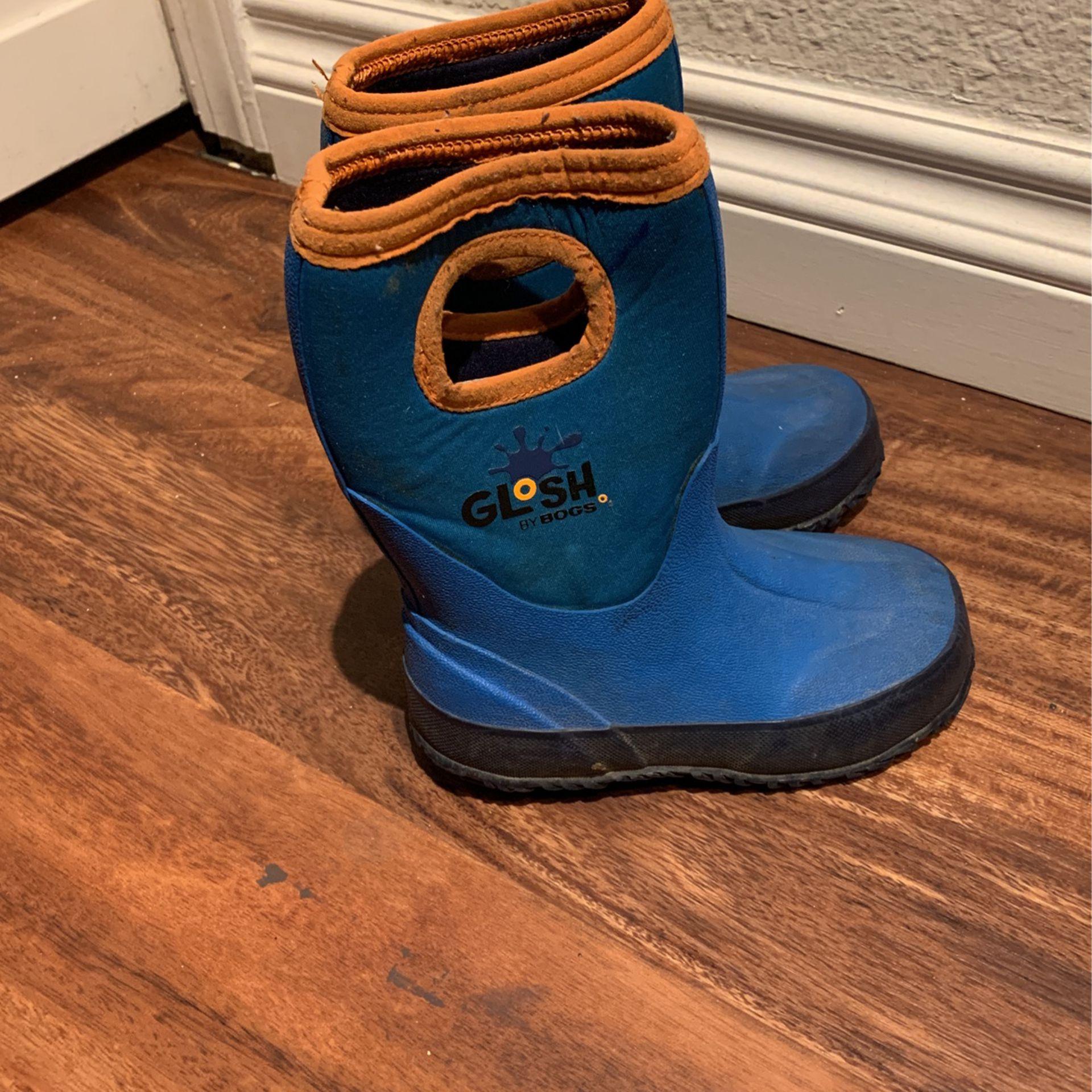 Rain Shoes Size 9