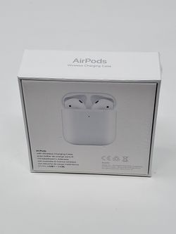 AirPods Second Generation with Wireless Charging Case Thumbnail