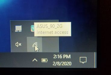 ASUS BLUE CAVE WIFI ROUTER Thumbnail