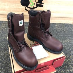 """Red Wing Supersole 2.0 Men's 8"""" Waterproof Safety Toe Work Boots Thumbnail"""
