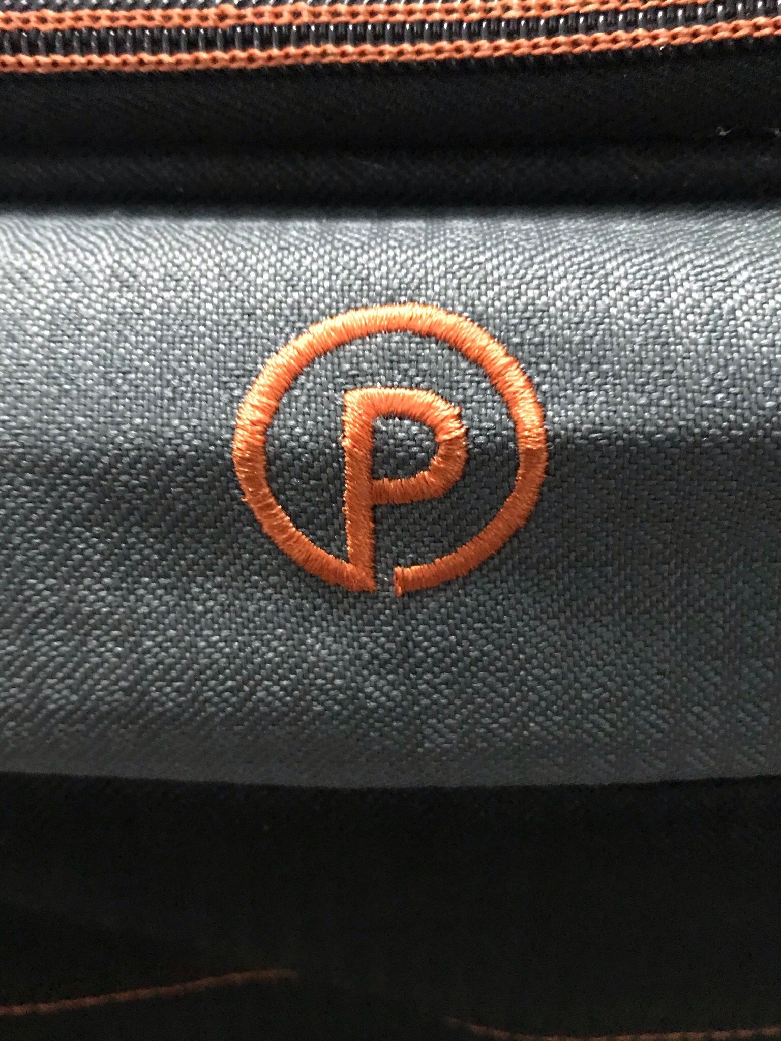 Pinnacle Rolling Duffle Bag Only Used To Store Things