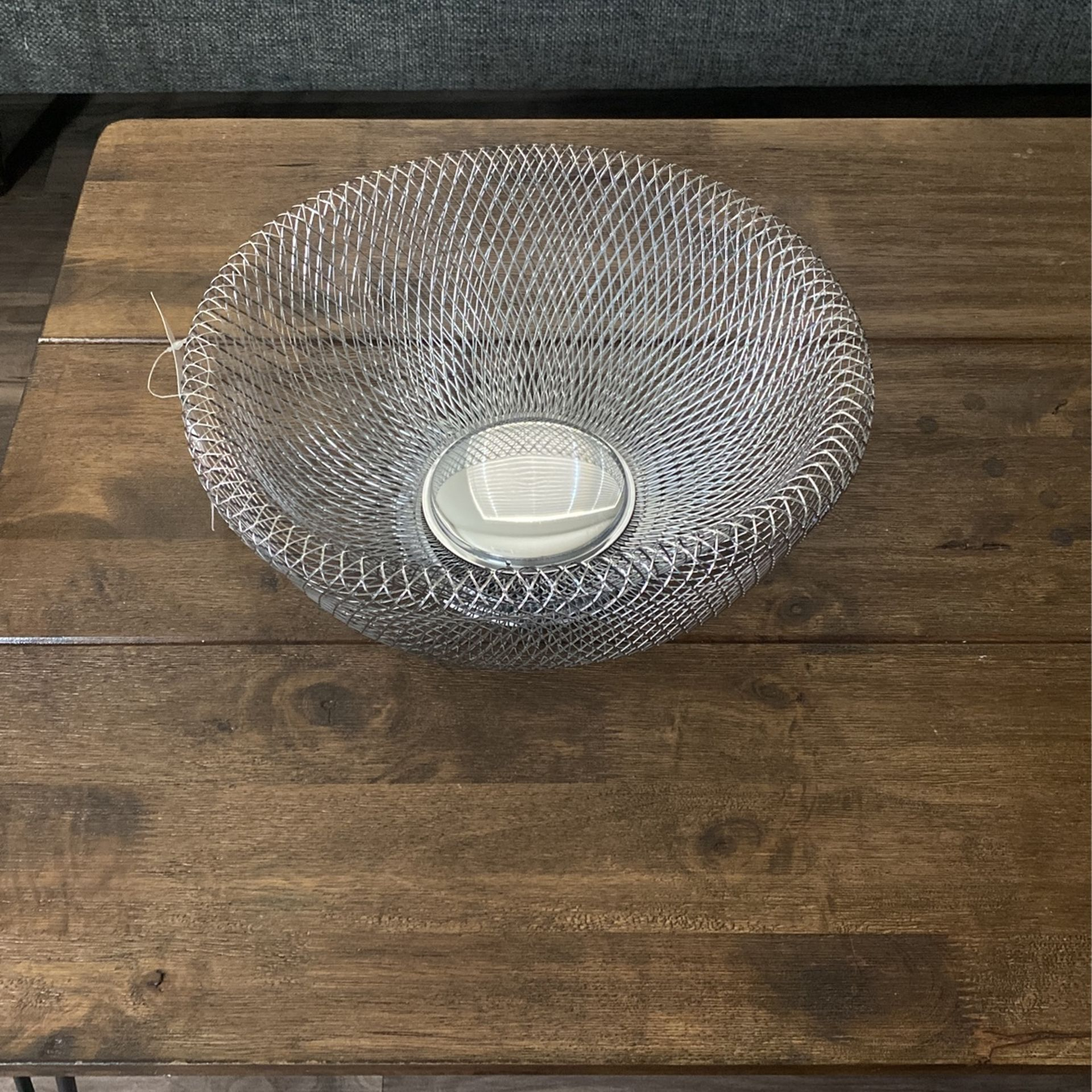 Decorative Mesh Bowl