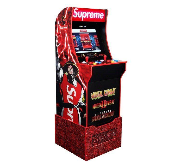 Supreme Mortal Kombat Arcade