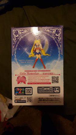 Sailor moon figure Thumbnail