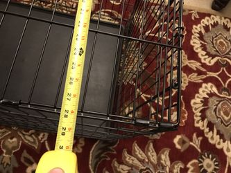 Large Dog Crate - Pending Sale Thumbnail