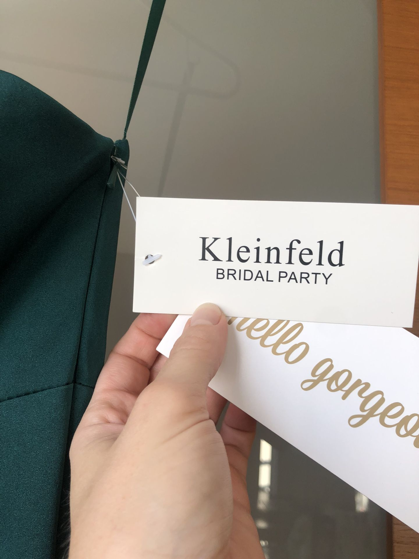 Kleinfeld Bridal Party Gown