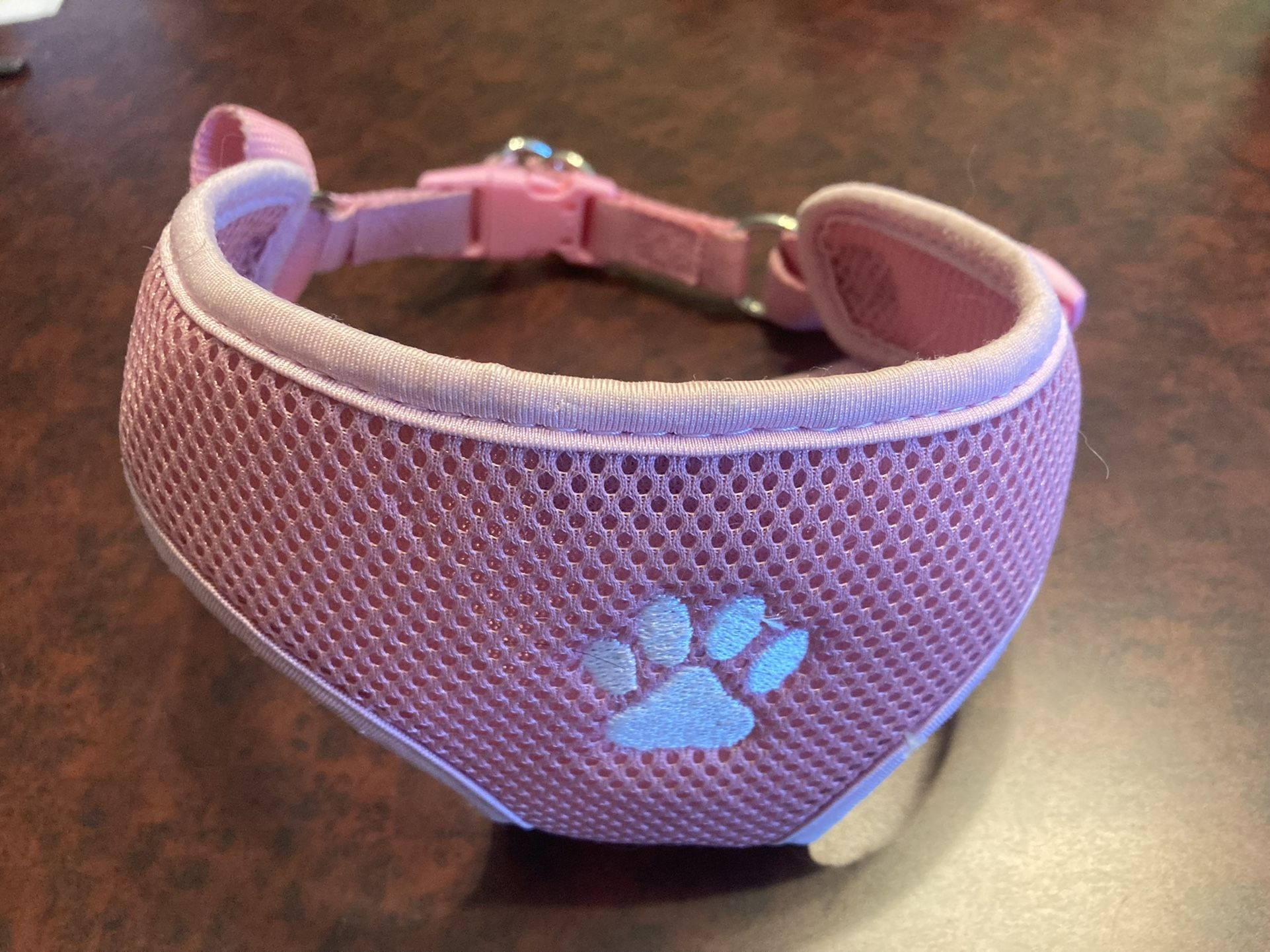 Pink Small Dog Harness