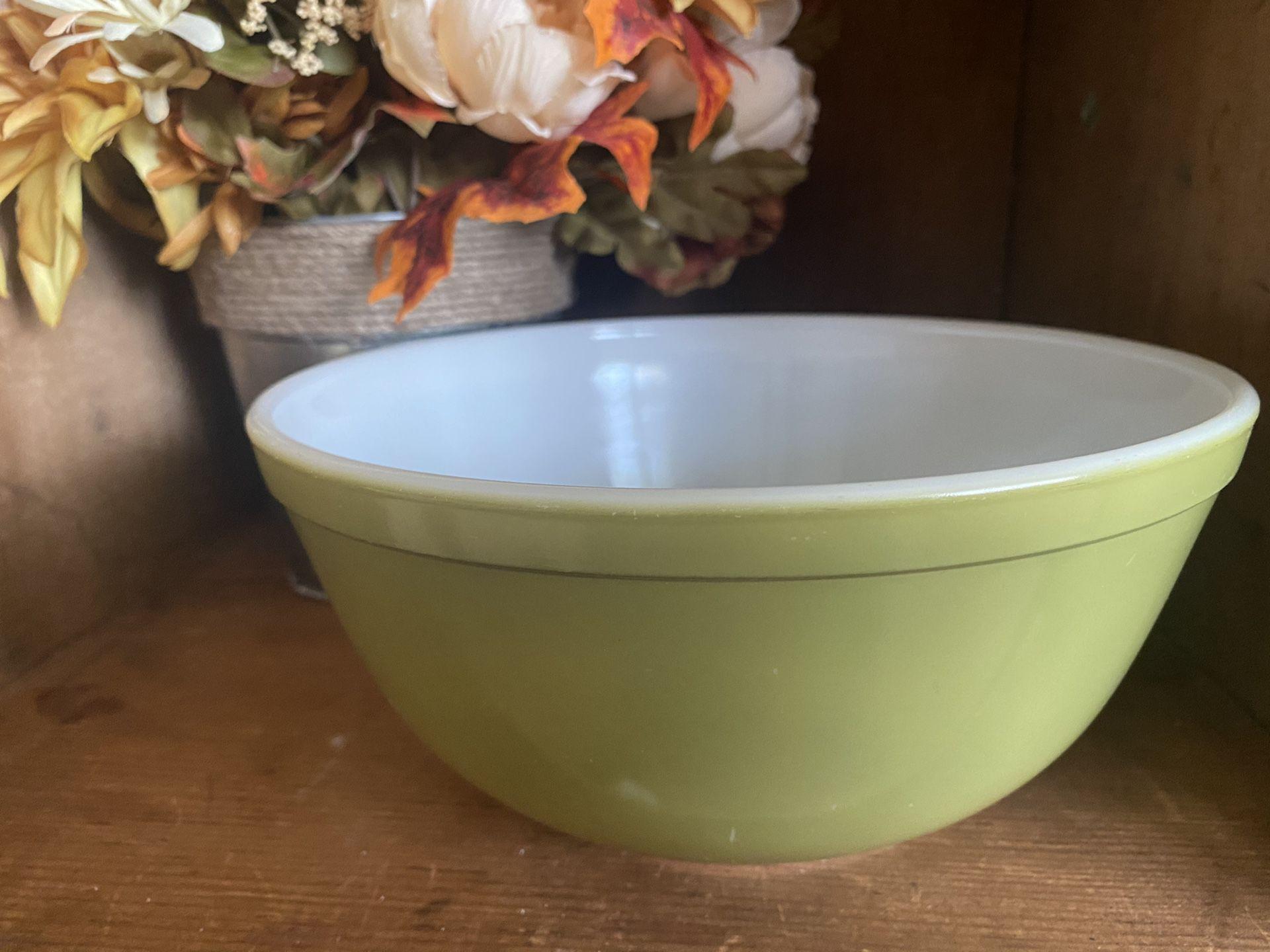 Pyrex Verde Green #403
