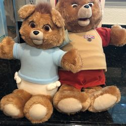 Teddy Ruxpin, Baby Teddy Ruxpin Thumbnail