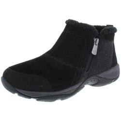 Easy Spirit Womens Fashion - Ankle Black Size 5 Medium (B,M) Thumbnail
