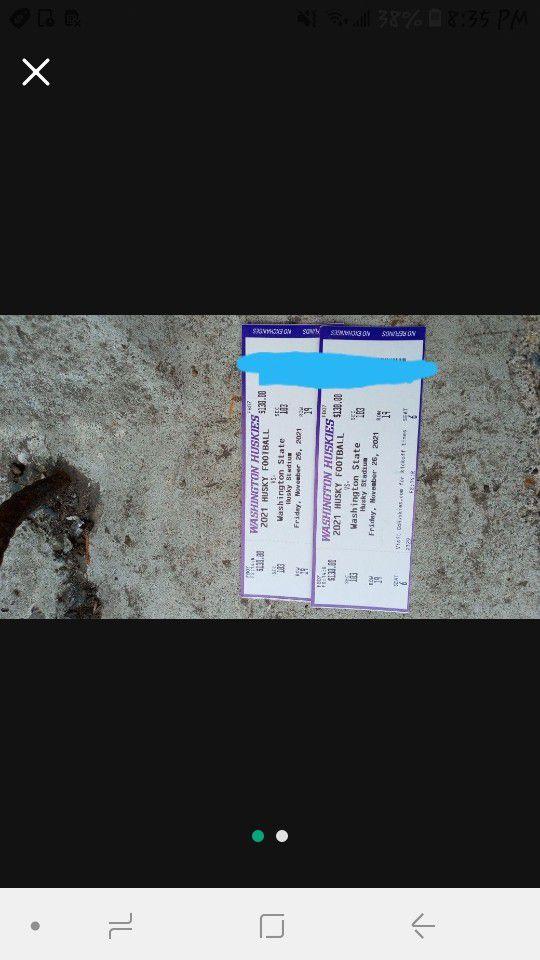 Washington Huskies Vs Washington State / 🍎🍏Apple Cup🍏🍎!!!