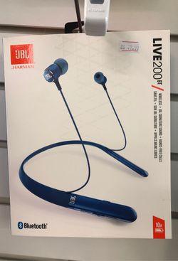 JBL bluetooth headphones Thumbnail