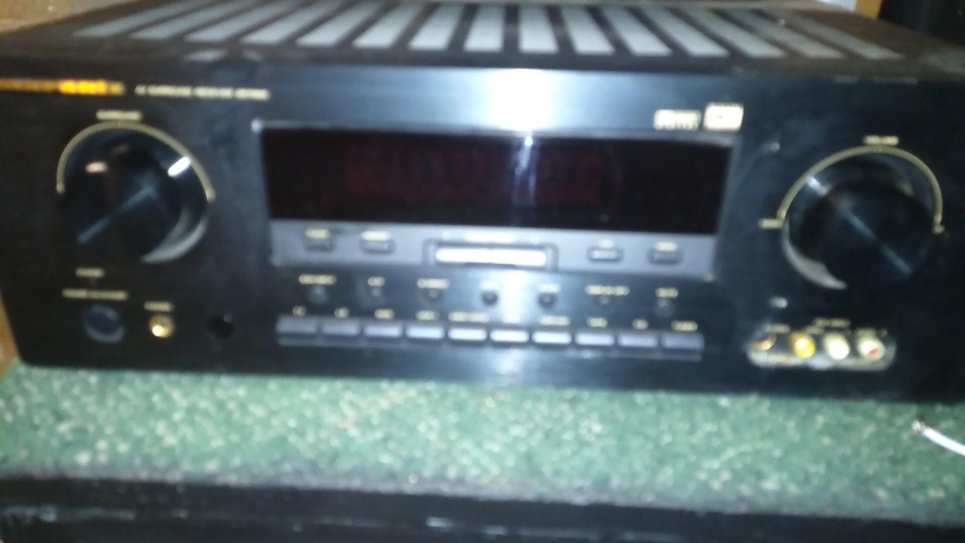 Marantz SR7000 receiver