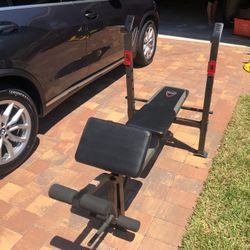 Bench Press (BMW NOT INCLUDED) Thumbnail