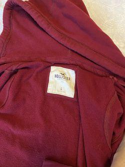 Hollister Girls Jacket Large Thumbnail