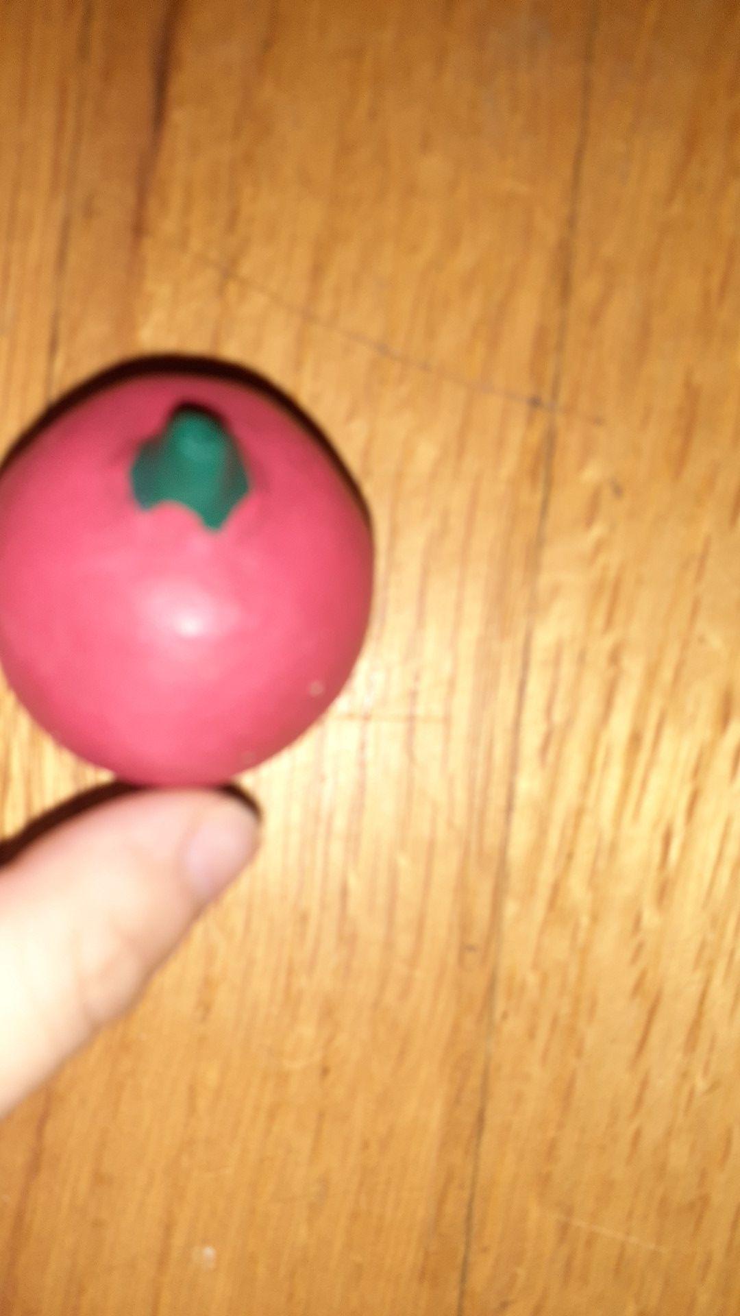 Apple clay