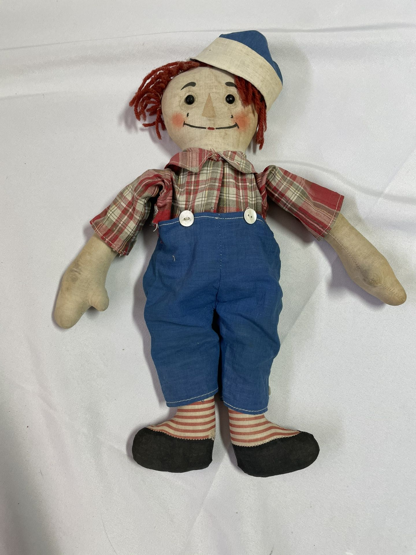 Raggedy Andy Volland 1920s Doll