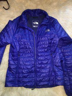 blue north face jacket Thumbnail