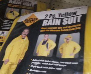 2 Pcs Rain Suits Any Size  Thumbnail