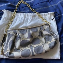 2000's Coach Bag In New Condition  Thumbnail