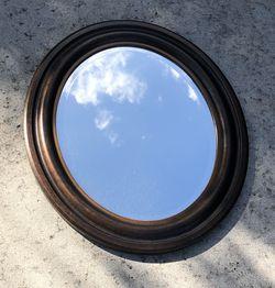 Oval mirrors Thumbnail