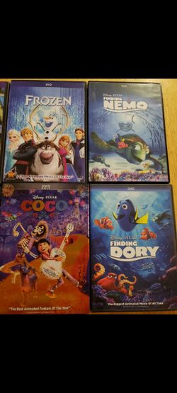 6 Different Disney animated movies Thumbnail