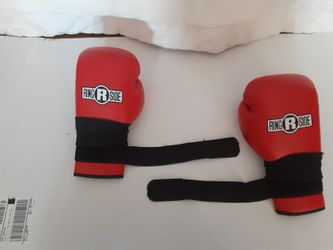12 oz Ring Side Boxing Gloves Thumbnail