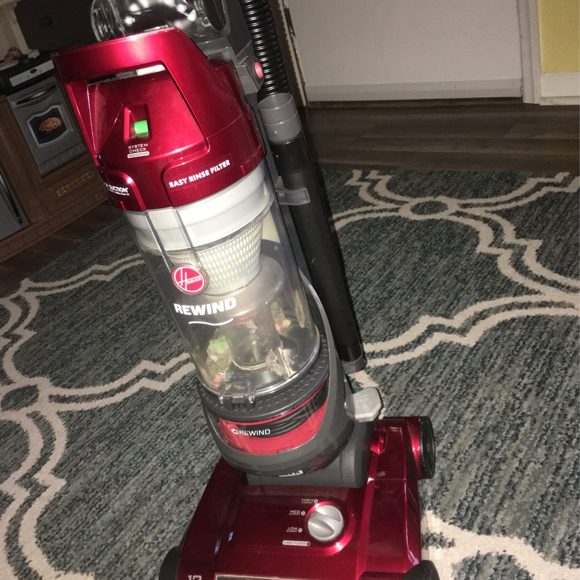 Hoover Vacuum In Very Good Condition