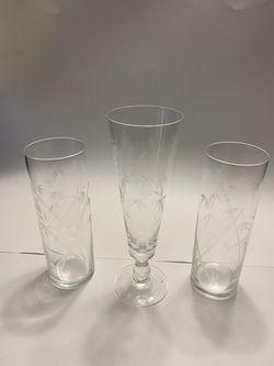 Noritake Crystal (3PCS) Collection Thumbnail
