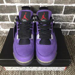 Jordan Travis Scott Purple F&F Thumbnail