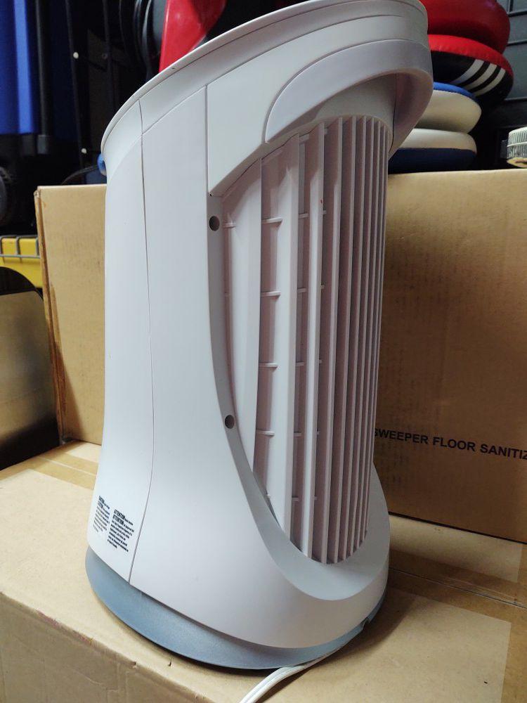 Honeywell model HFD-010 air purifier