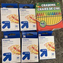 Crayons  Thumbnail