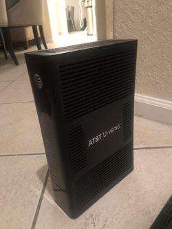 Direct TV digital Box (2) and AT&T router (unlocked) Thumbnail