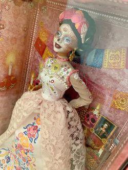 Día De Los Muertos Barbie Thumbnail