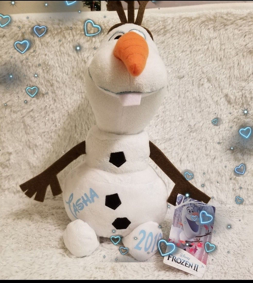 Olaf~ personalized