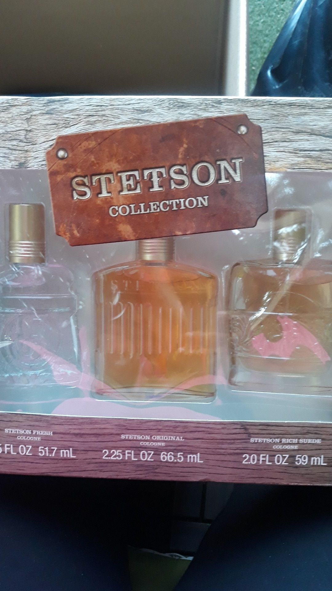 Stetson collection