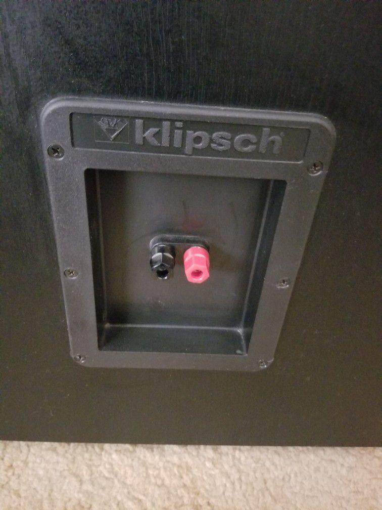 Klipsch Tangent 400 Speakers Vintage Excellent