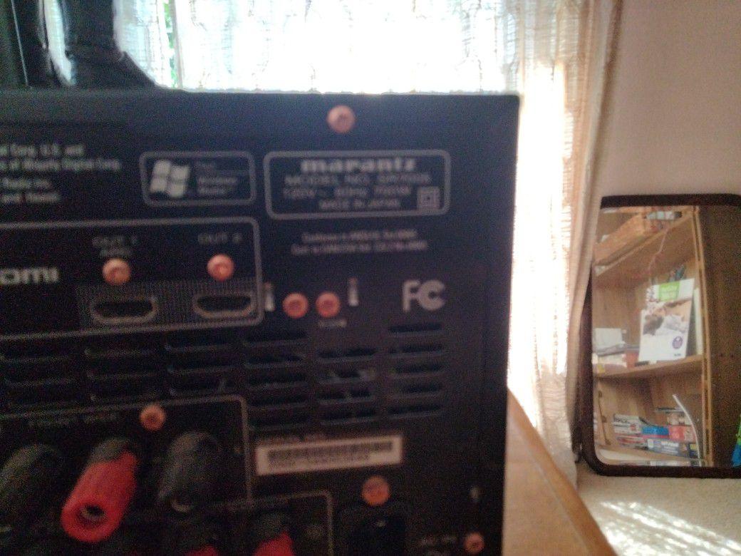 Marantz Sr 7005 700 Watt Amp