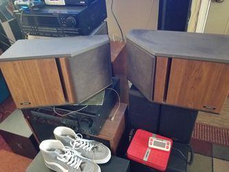Vintage Bose 4.2 Surround Sound Speakers. $150 Pickup in Oakdale Thumbnail