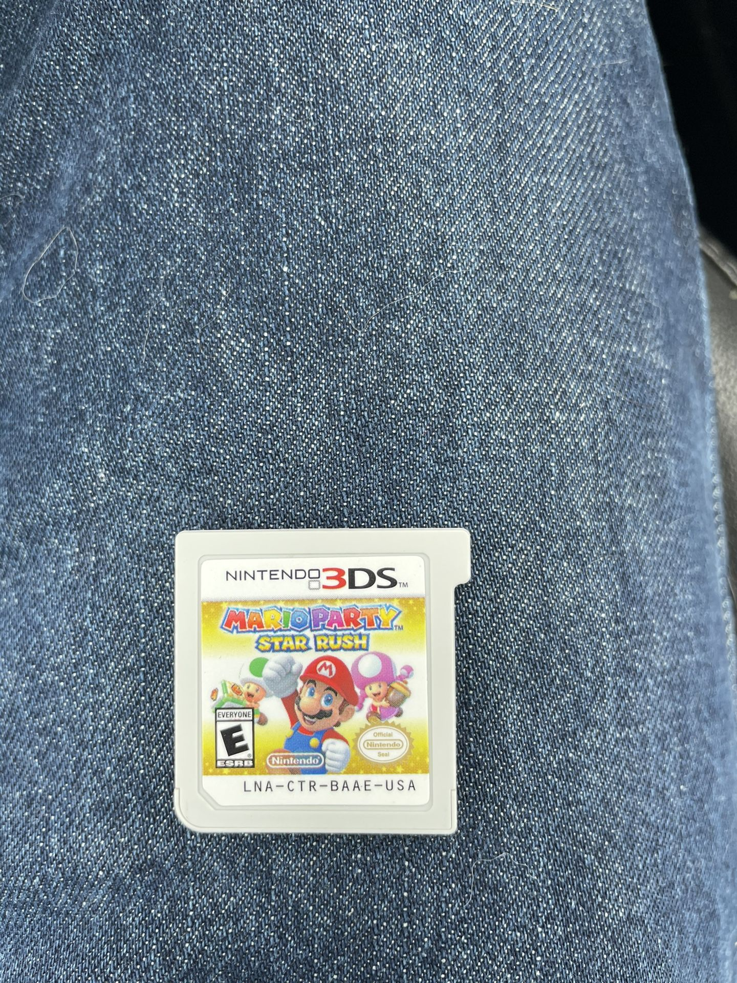 Nintendo 3D DS Games And DS Games