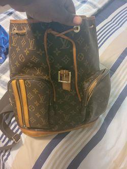 Louis Vuitton Bosphore Backpack Canvas Leather  Thumbnail