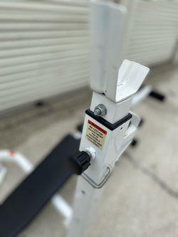 Adjustable Bench Press Thumbnail