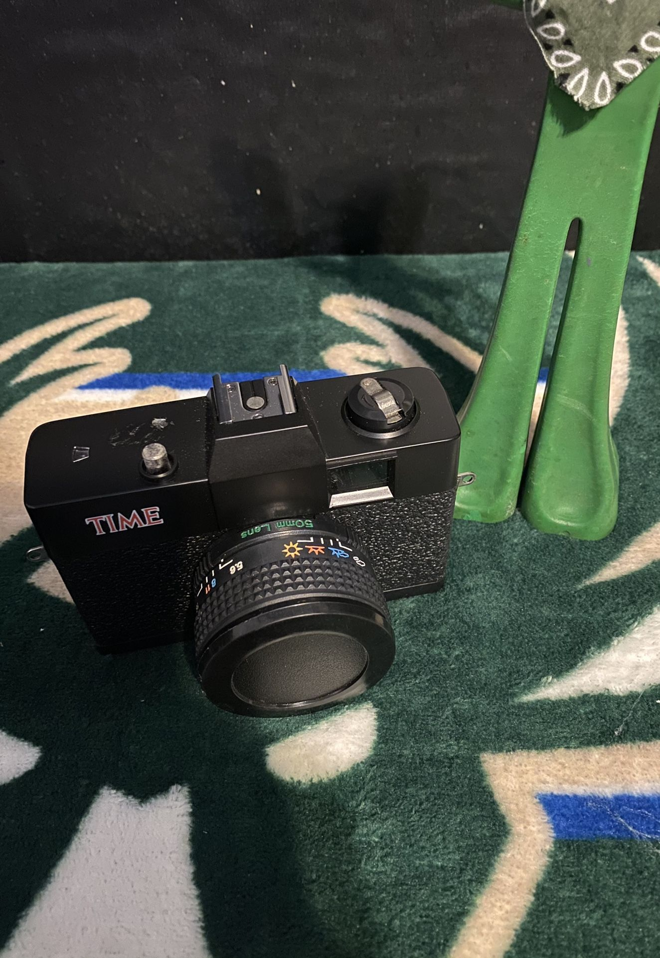 TIME 35mm Film Camera.