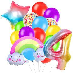 Birthday Balloons Set  Thumbnail