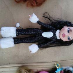 Rare Vintage Bratz Halloween Kitty Costume Doll Thumbnail