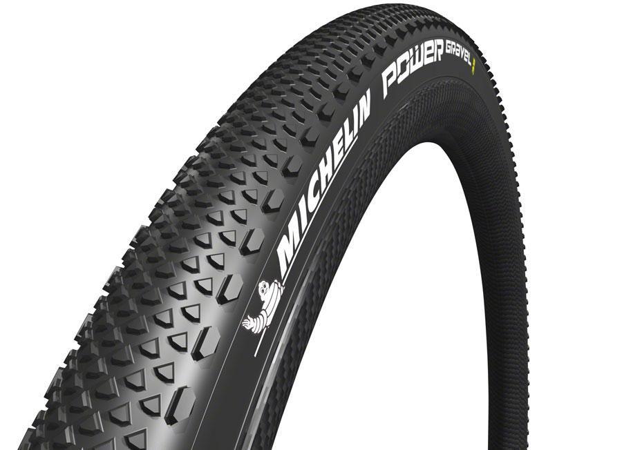 Michelin Power Gravel Tire - 700 x 35, Tubeless, Folding, V2 // Tough & Robust