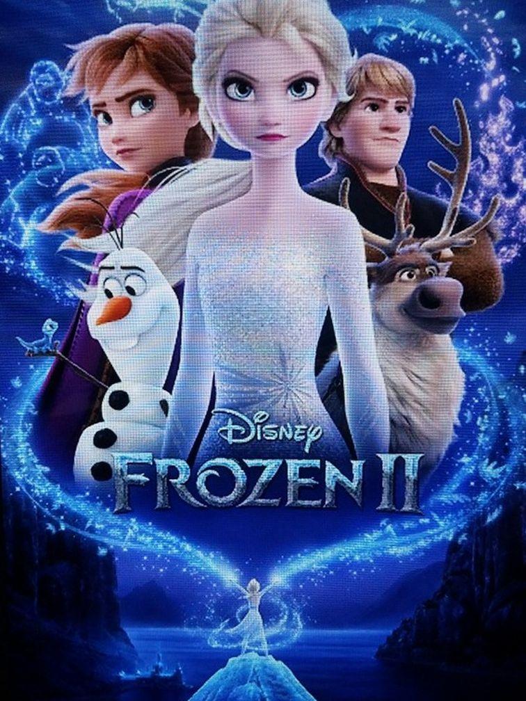 4K Digital UHD - Frozen 2